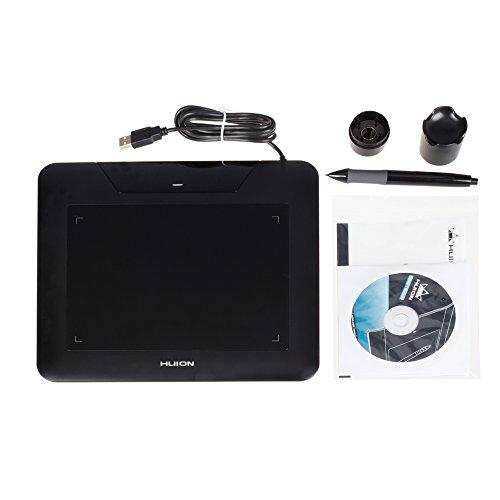 HUION 680S Tableta Gráfica Digitalizadora De Presión Del Lápiz Para