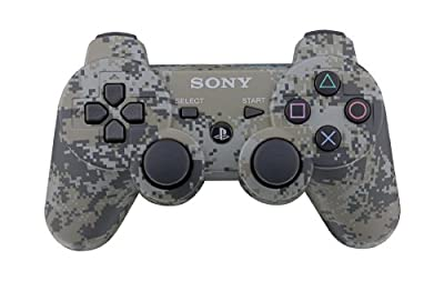 PS3 Controller Camouflage Wireless Dual Shock