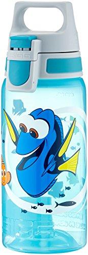 Sigg Viva WMB ONE Top Kids Trinkflasche, Aluminium, blau, 0.5 -