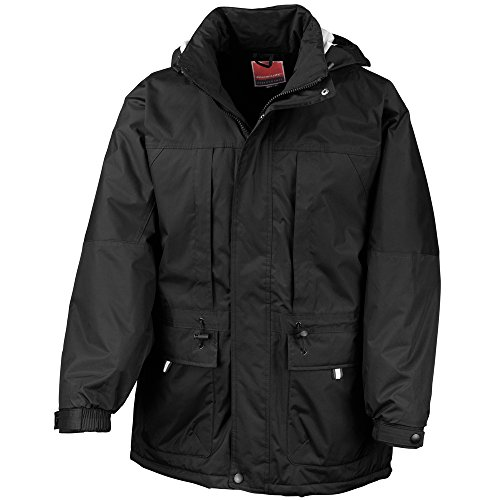 Result Multi-function winter jacket Black/ Black