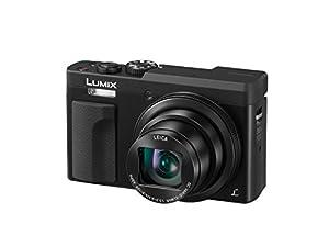 Panasonic DC-TZ90EB-K 30x Zoom Pocket-Sized Travel Camera - Black