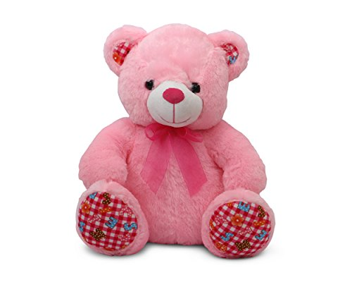 Dimpy Stuff 45 cm Teddy Bear - 45 cm - Pink  available at amazon for Rs.499
