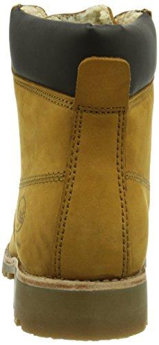 Dockers by Gerli 331250-007520 Damen Combat Boots Beige (golden tan 093)