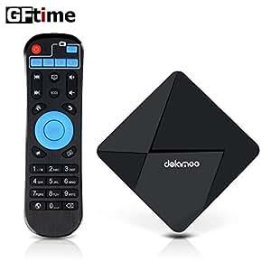 Gftime dolamee d5 android 5 1 smart kodi tv box fully amazon co uk