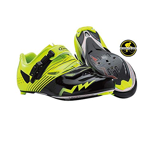 Sapatos Est NW Torpedo SRS YLW/BLK 41