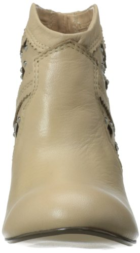 Carlos Santana Keller Cuir Bottine Natural