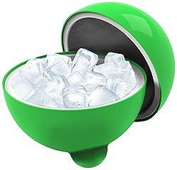 LaBoul IceBoul Ice Buckets, Green