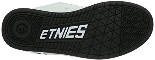 Etnies FADER, Scarpe da skateboard Uomo Bianco (Blanc (White))