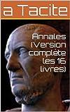 Annales (Version complète les 16 livres) - Format Kindle - 1,90 €