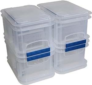 Heidrun 70806 Lot de 6 boîtes Unibox