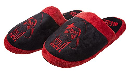 Star wars episode vii slippers kylo ren size m groovy calzature