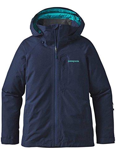 Insulated Powder Bowl (Patagonia Damen Snowboard Jacke Insulated Powder Bowl Jacket)