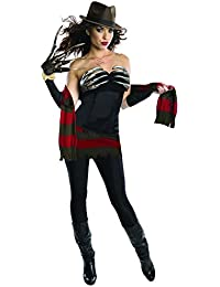 Adult Freddy Corset Sexy Costume