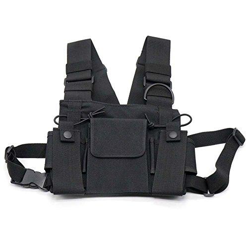 Lzndeal - Arnés Bolsa maletín Motorola Baofeng Talkie-walkie