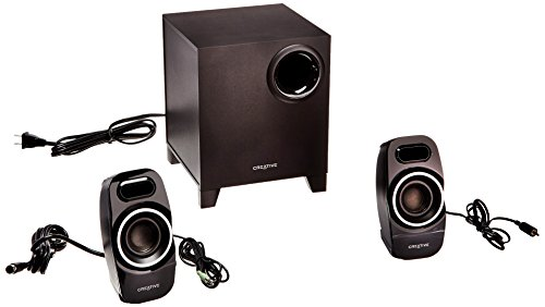 Creative labs A250 2.1 Channel Multimedia Speaker System  51MF0420AA002