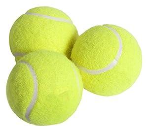 ColorBaby - Bote de 3 Pelotas de Tenis (2700-0171)