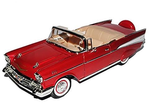 Chevrolet Bel Air 2400C Cabrio Rot Metallic 1. Generation 1953-1957