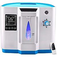 Carejoy Tragbarer Sauerstoffkonzentrator Generator 1-6L/min Sauerstoff Maschine Home Luftreiniger 90% Hohe Reinheit... preisvergleich bei billige-tabletten.eu