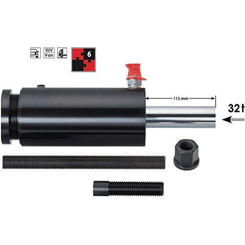 Cilindro idraulico ,32to.inkl.accessori