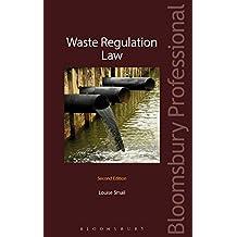 Waste Regulation Law