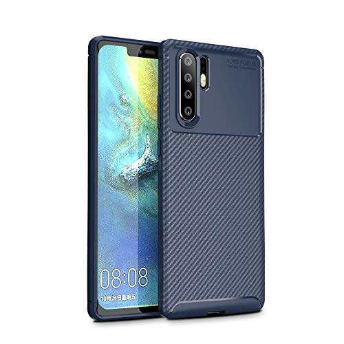 Gray Plaid Coque Huawei P30 Pro,Ultra Mince Léger Antichoc Flexible TPU Souple Silicone Protection Case Cover pour Huawei P30 Pro...