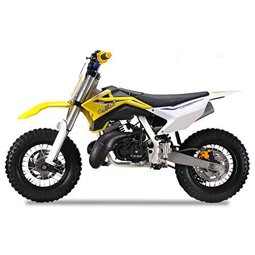 Lem Motor - Pitbike A10 - Motocross 50cc - Jaune