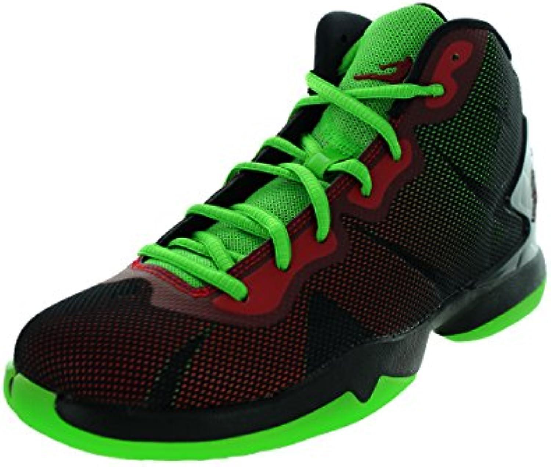 Nike , Damen Sneaker Schwarz Black/Gym Rd Grn/Pls 36