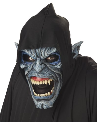 Générique mahal803–Maske Erwachsene perversen Maleficent–Einheitsgröße (Maleficent' Kostüm Amazon)