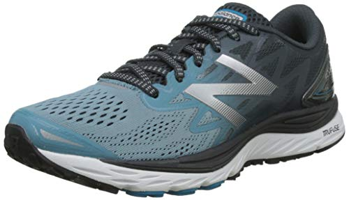 New Balance Solvi, Scarpe da Corsa Uomo, Blu Light Blue, 43 EU