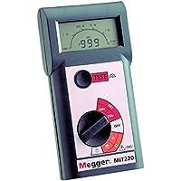 Megger MIT200serie Digital/analógico de aislamiento y continuidad Tester