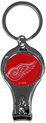 NHL Detroit Red Wings Nail Care Key Chain