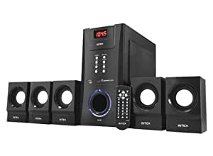 INTEX Computer 5.1 multimedia Home Theatre Speaker MJ-580