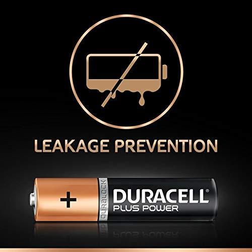 Duracell Batterie Plus Power Micro AAA 8er + 4 gratis Sonderpack ( 12 Batterien ) - 2
