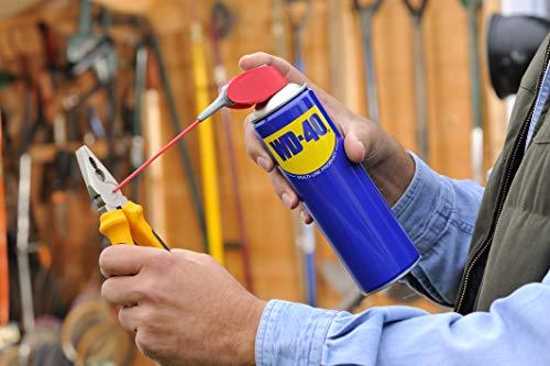 WD-40 - 49937 Smart Straw Produit de nettoyage polyvalent - Lot de 6 ( 6x500 ml)