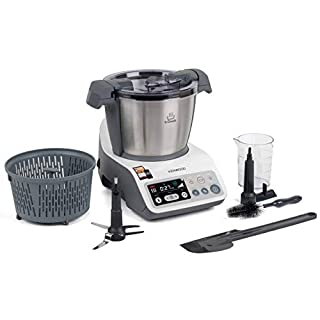Kenwood CCC200WH CCC200 kCook Cooking Food Processor, 1.5 L, 800 W, White/Grey, 150 W, 1.5 liters (B00S167AFS) | Amazon price tracker / tracking, Amazon price history charts, Amazon price watches, Amazon price drop alerts