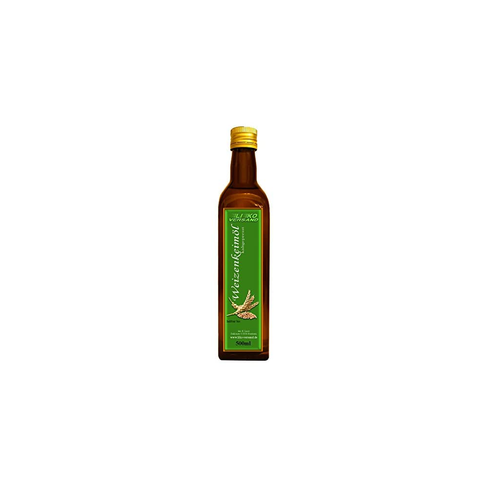 Weizenkeiml Kaltgepresst Nativ Speisel Kosmetikl 1000 Ml 250100ml