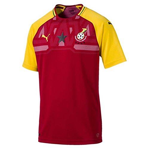 Puma GFA Ghana Home Replica SS Camiseta 5e6aa270681dd