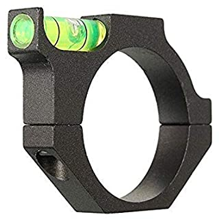 25.4mm Bubble Level - SODIAL(R)Alloy Rifle Scope Laser Bubble Spirit Level For 25.4mm Ring Mount Holder