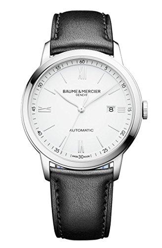 Baume&Mercier M0A10332 Montre à Bracelet pour Homme