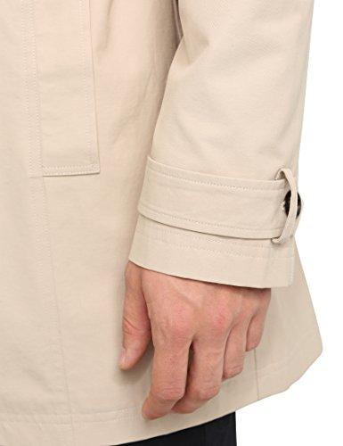 James Tyler Trench avec ceinture pour homme Beige