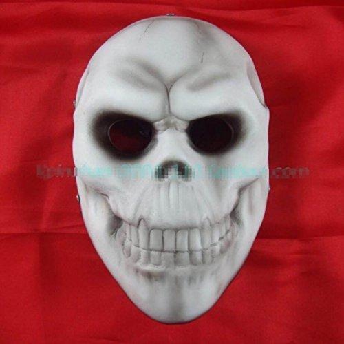 Schädel Schädel Maske Zahltag Halloween Horror Kleid Demon Requisiten Teufel Zusammenleben,A2