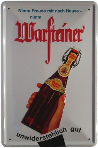 warsteiner-pilsener-bier-blechschild-geprgt-20-x-30-cm-reklame-retro-blech-414