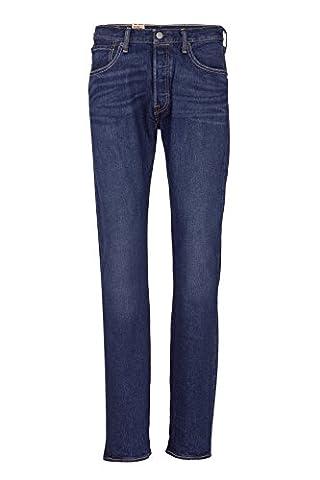 Levi's Herren Jeans Straight Leg 501 ORIGINAL FIT 2332 EL, Farbe: Blau, Größe: 38/32