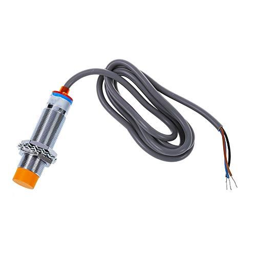 cambiar CDKJ Profesional LJ18A3-8-Z/BX 8 mm cilindro Impresora Sensor DC NPN NO 3D inductivo sensor de proximidad