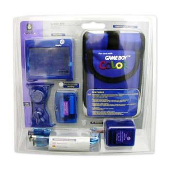 1TEK Kit Maxplay Gameboy Color 6 en 1
