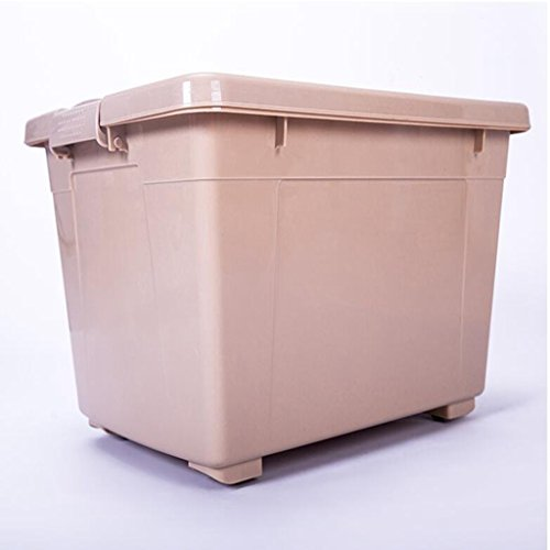 Sucastle,Wirklich nützliche Aufbewahrungsboxen sind leicht und robust und stapelbar,Plastik,60 * 44 * 35.5CM