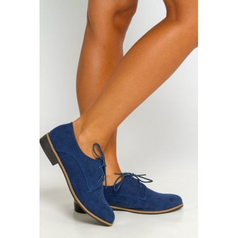 Princesse Boutique Derbies bleue