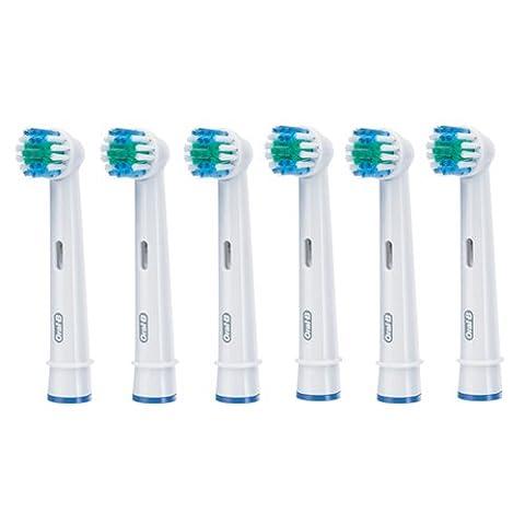 Braun Oral-B Aufsteckbürsten Precision Clean 6er (limitierte Edition)