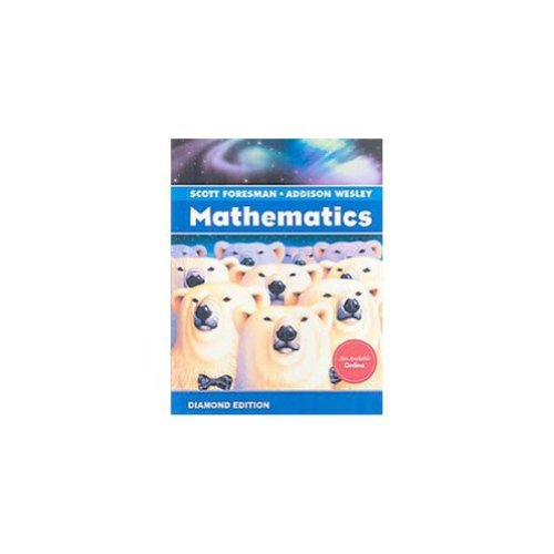 Scott Foresman Addison Wesley Math 2008 Student Edition (Hardcover) Grade 6