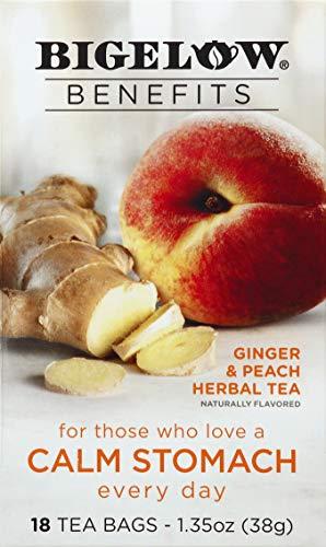 Bigelow Tea Ginger & Peach, 38g